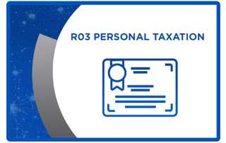 CII R03 Personal Taxation Mock Exam